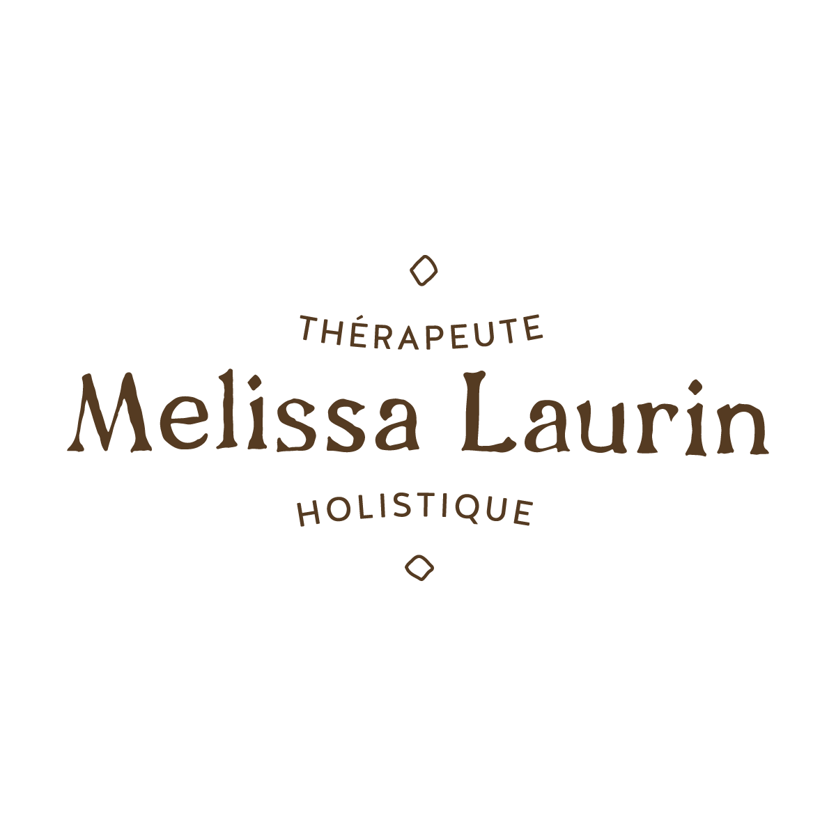 Melissa Laurin Thérapeute